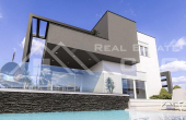 Modern villa with a pool in an attractive location, for sale (2)