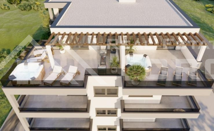 Apartments under construction in a modern building with sea view, for sale (1)