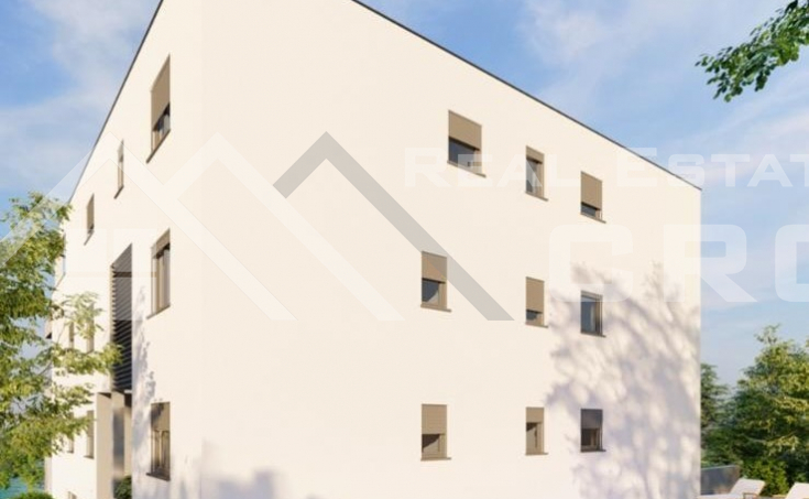 Apartments under construction in a modern building with sea view, for sale (4)
