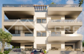 Apartments under construction in a modern building with sea view, for sale (2)
