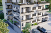 Apartments under construction in a modern building with sea view, for sale (3)