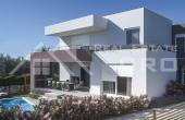 SI915, Nekretnine Šibenik - Prekrasna moderna villa u izgradnji s bazenom, na prodaju