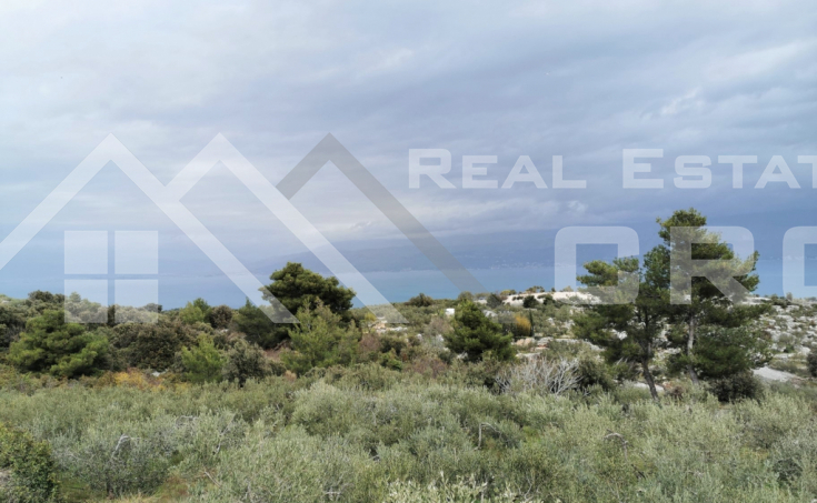 Farmland in an excellent location with sea view, for sale (2)