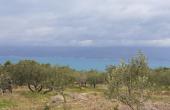 BR928, Nekretnine Brač - Poljoprivredno zemljište na izvrsnoj lokaciji s pogledom na more, na prodaju