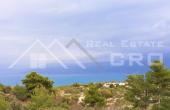 BR929, Nekretnine Brač - Poljoprivredno zemljište s prekrasnim pogledom na more, na prodaju