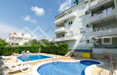 Completely furnished two-bedroom apartment with sea view, for sale (2)