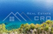 OM957, Nekretnine Omiš - Izvrsno građevinsko zemljište s krasnim pogledom na more, okolica Omiša, na prodaju