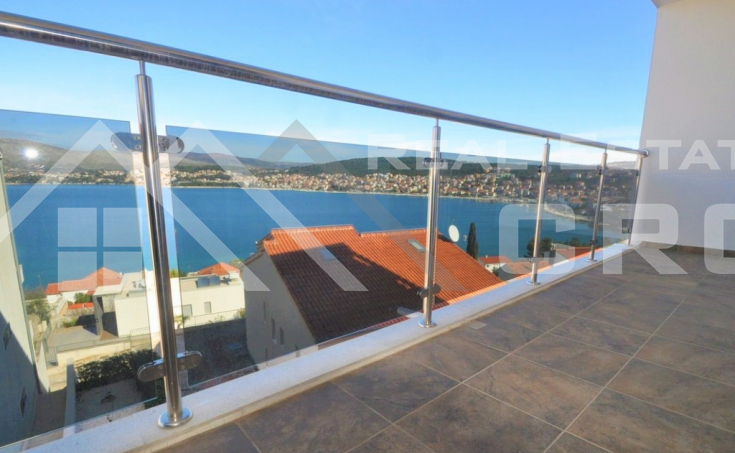 Three bedroom apartment with a beautiful sea view, for sale, Ciovo island