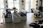 Modern house placed first row to the sea, in a charming surrounding, Rogoznica area, for sale (1)