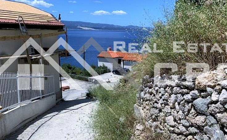 Building land with prepared project documentation, boasting a beatiful sea view, Omis Riviera, for sale (4)