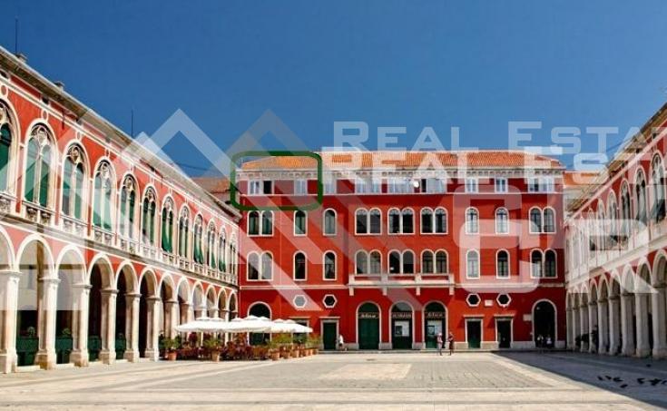 Stan na prodaju, smješten na ekskluzivnoj lokaciji u Splitu